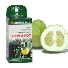 Эфирное масло бергамота 5 мл
