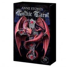 """Готическое Таро Анны Стокс """"Anne Stokes Gothic Tarot"""""""