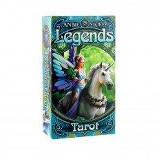 """Легенды Таро Анны Стокс """"Anne Stokes Legends Tarot"""""""