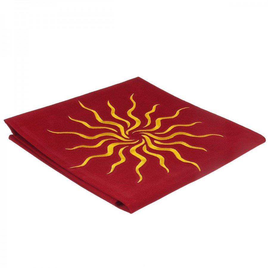Скатерть для Таро «Солнце»