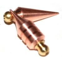 Биолокационный маятник медь-конус