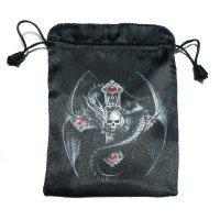 Мешочек для карт Таро Чёрный Дракон