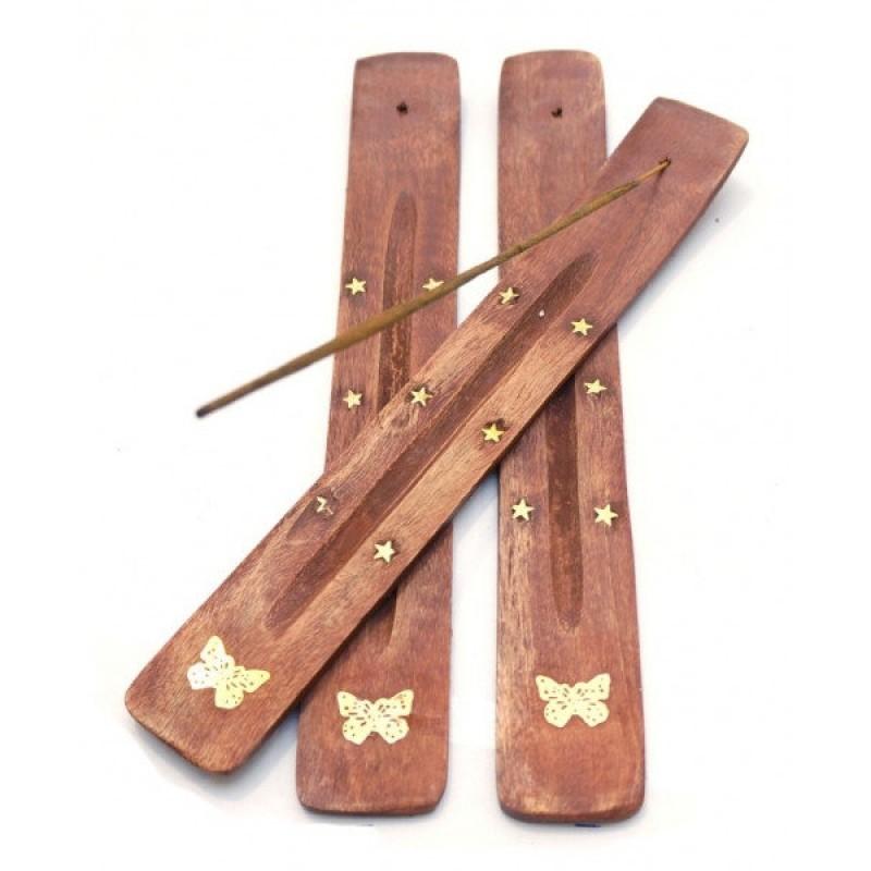 Подставка под аромапалочки деревянная