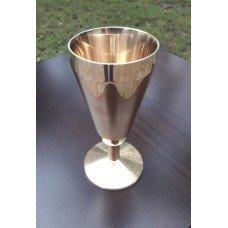 Кубок алтарный бронзовый