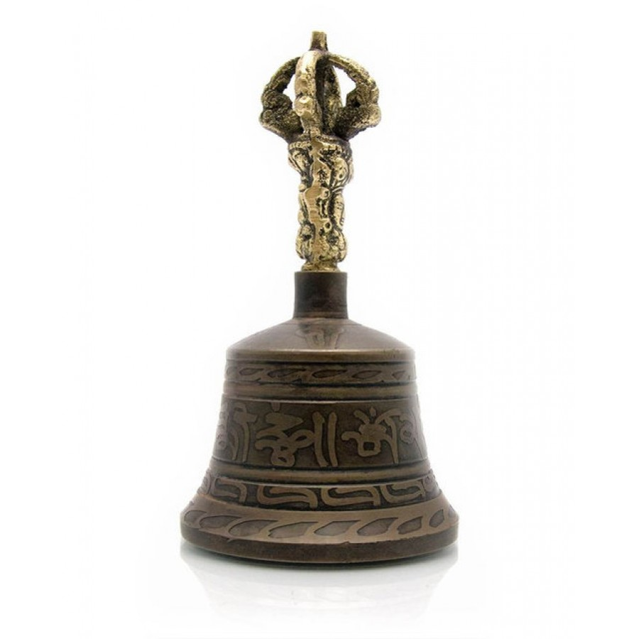 Тибетский колокольчик Дильбу