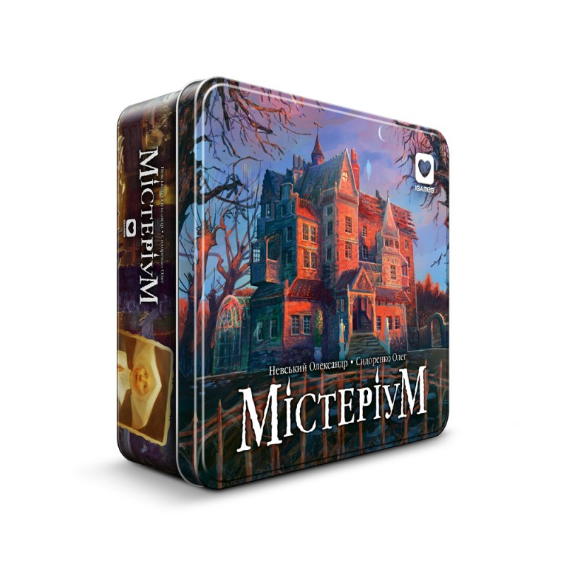Мистериум настольная игра для всей семьи