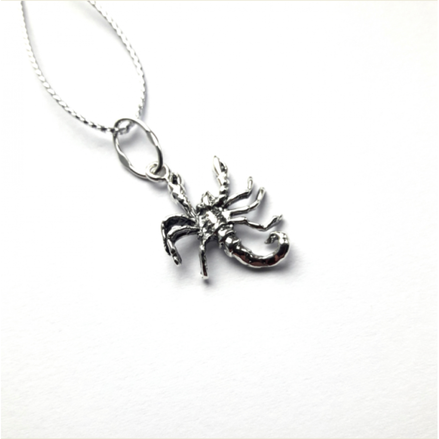 Скорпион амулет-талисман