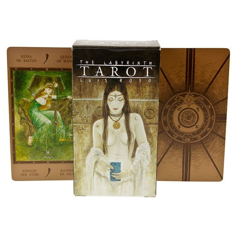 "Таро Лабиринт ""Labyrinth Tarot"""