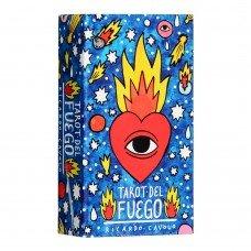 "Таро Пламени ""Tarot Del Fuego"" (таро огня)"
