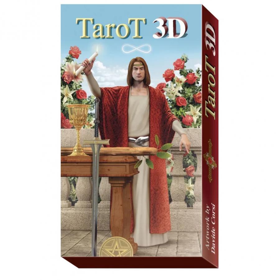 Карты Таро 3D Tarot 3D