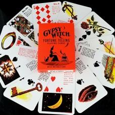 Карты Цыганской Ведьмы Gypsy Witch Fortune Telling Cards