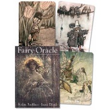 Карты Оракул Фей Arthur Rackham Fairy Oracle