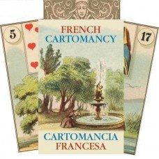 Карты Оракул Французское гадание French Cartomancy