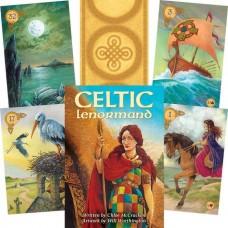 Карты Оракул Кельтский Ленорман Celtic Lenormand