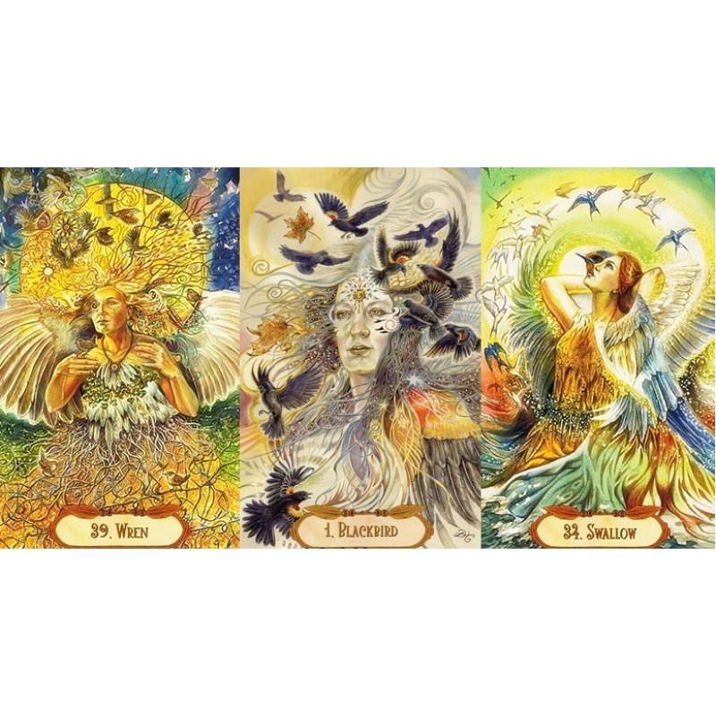 Karty Orakul Krylatye Chary Winged Enchantment Oracle Kupit Po