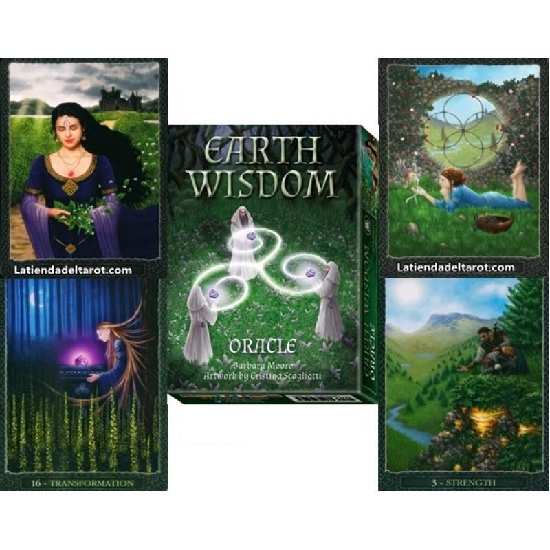 Карты Оракул Мудрость Земли Earth Wisdom Oracle