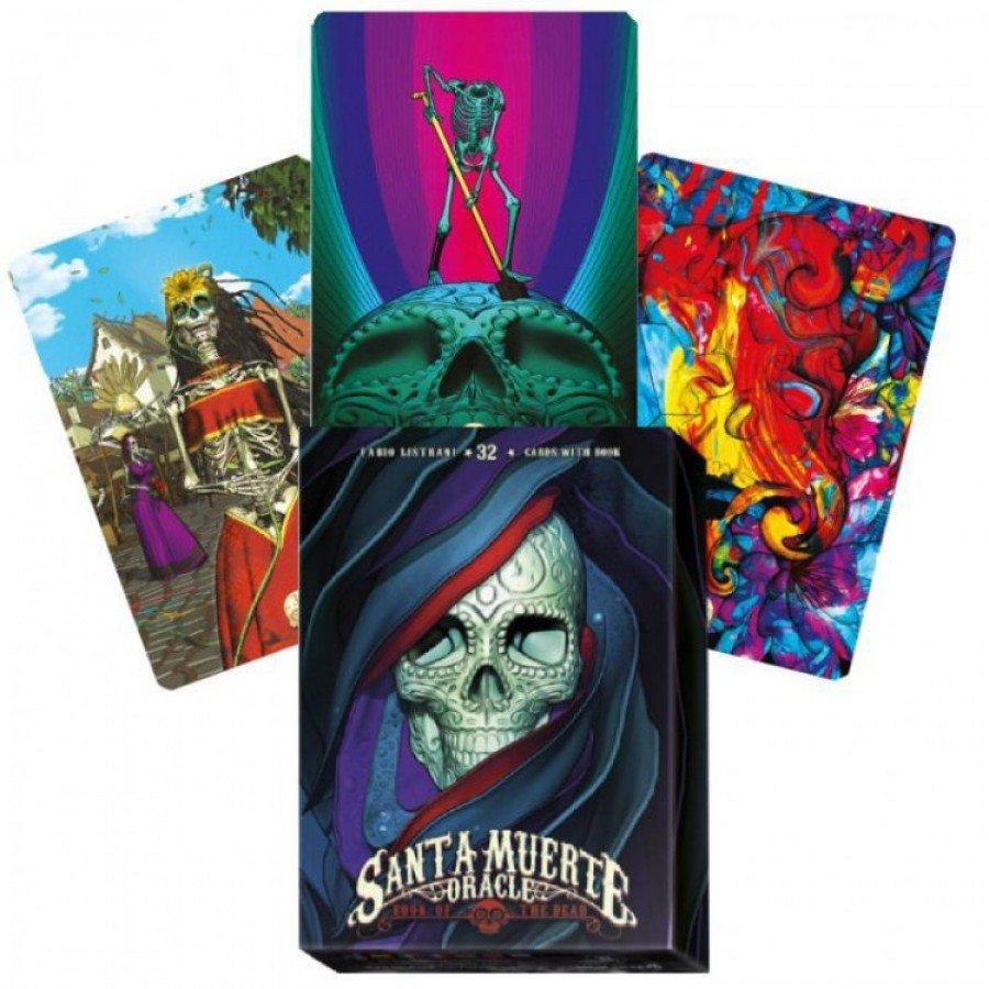Карты Оракул Святой Смерти (Санта Муэрте) Santa Muerte Oracle
