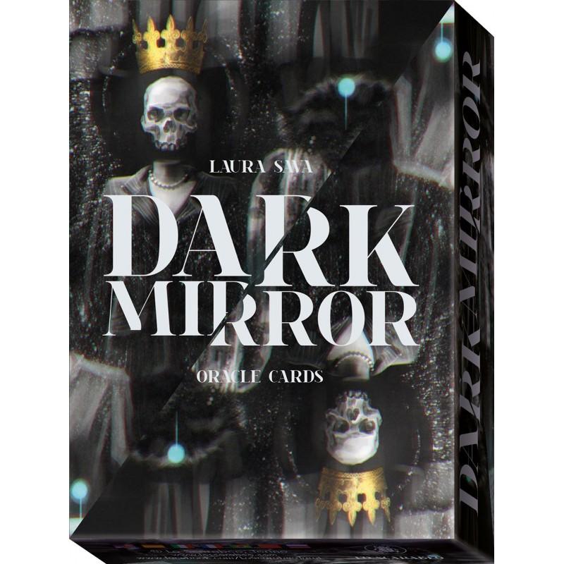 Карты Оракул Темное Зеркало Dark Mirror Oracle