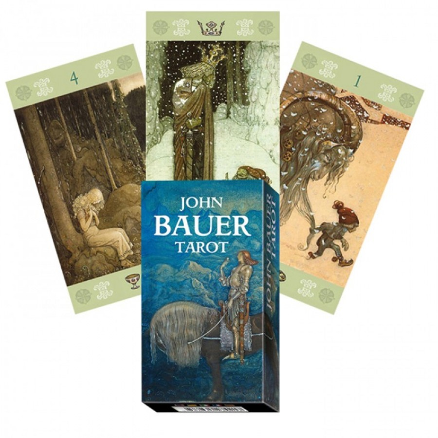 Карты Таро Джона Бауэра John Bauer Tarot