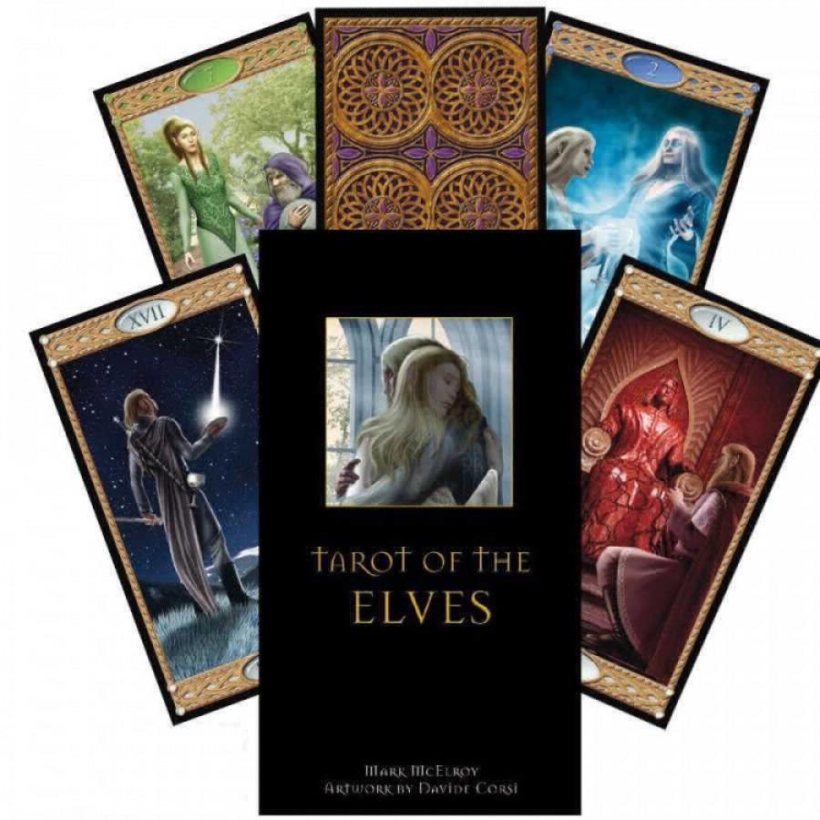 Карты Таро Эльфов Tarot of the Elves