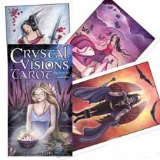 Карты Таро Кристального Видения Crystal Visions Tarot by Jennifer Galasso