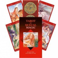 Карты Таро Магия Наслаждений Tarot of Sexual Magic