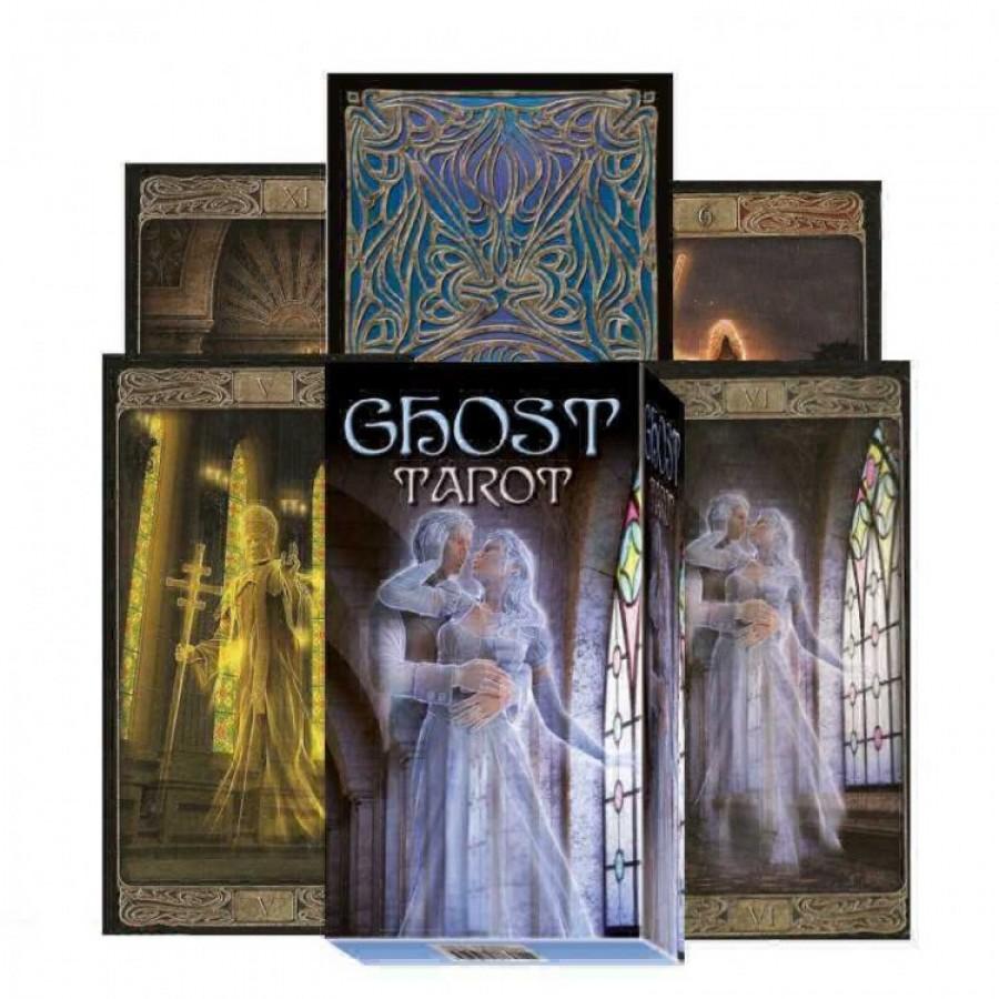 Карты Таро Призраков Ghost Tarot