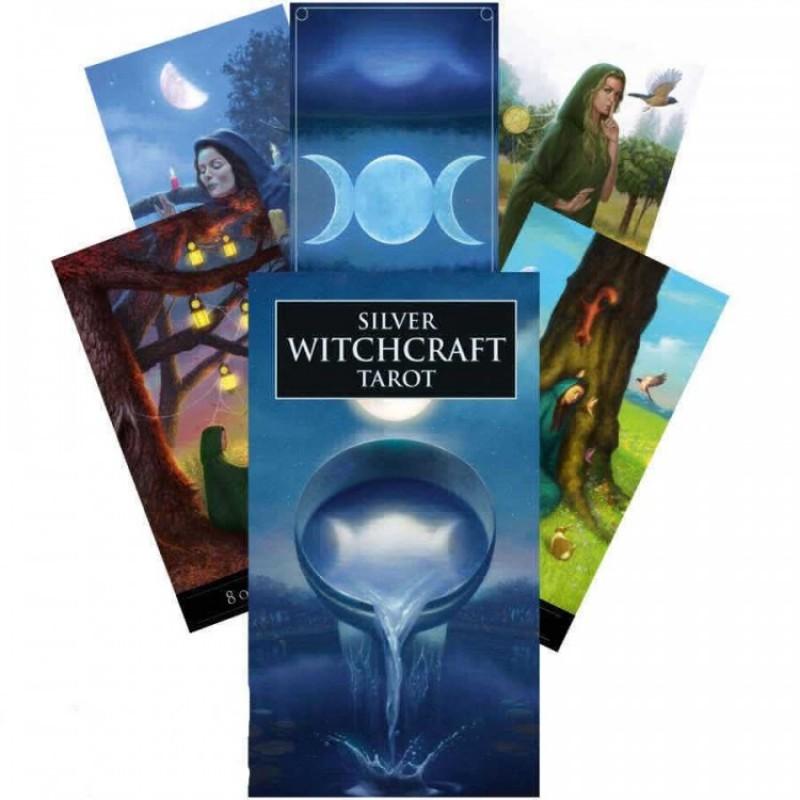 Карты Таро Серебряного Колдовства Silver Witchcraft Tarot