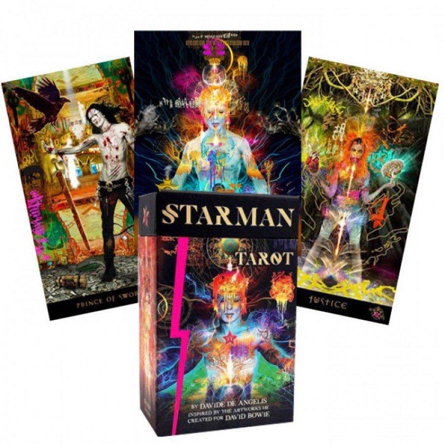 Карты Таро Стармэн Starman Tarot