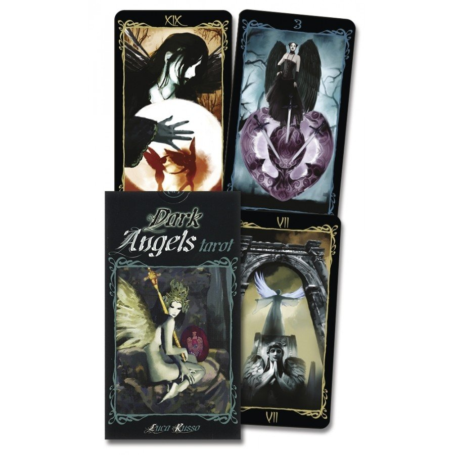Карты Таро Темных Ангелов Dark Angels Tarot