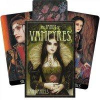 Карты Таро Вампиров Tarot of Vampyres