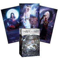 """Карты Таро де ла Нуит """"Таро Ночи"""" Tarot de la Nuit"""