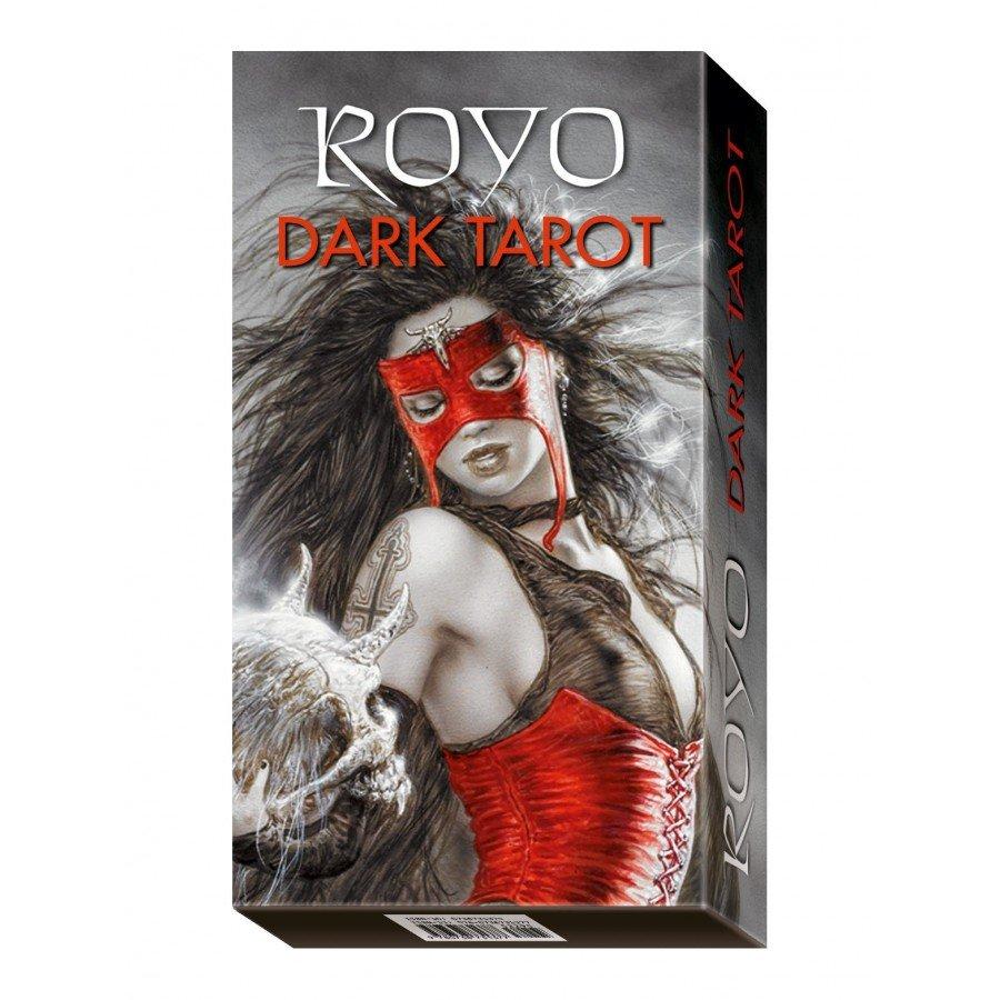 Карты Тёмное Таро Ройо Royo Dark Tarot