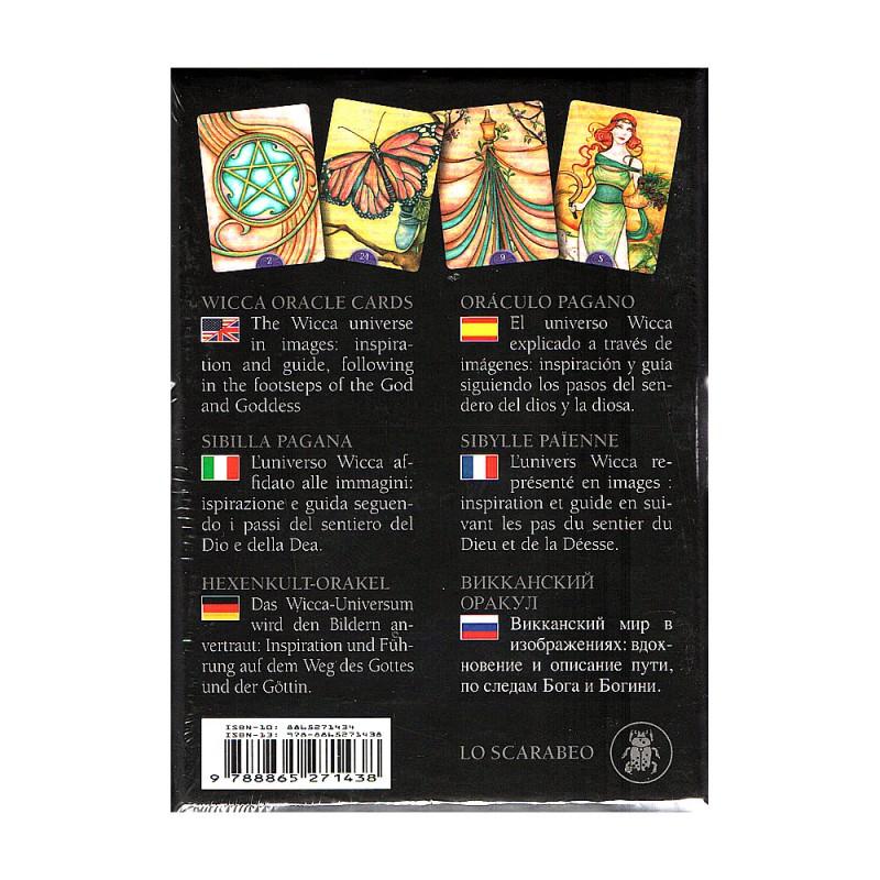 Карты Викканский Оракул Wiccan Oracle Cards