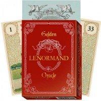 Карты Золотой Оракул Ленорман Golden Lenormand Oracle