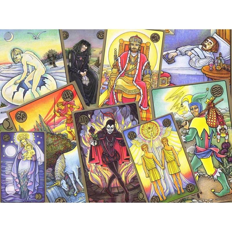 Оракул Симболон - Карты Воспоминаний Symbolon - The Deck of Remembrance