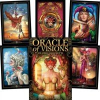 Карты Оракул Видений Чиро Маркетти Oracle of Visions