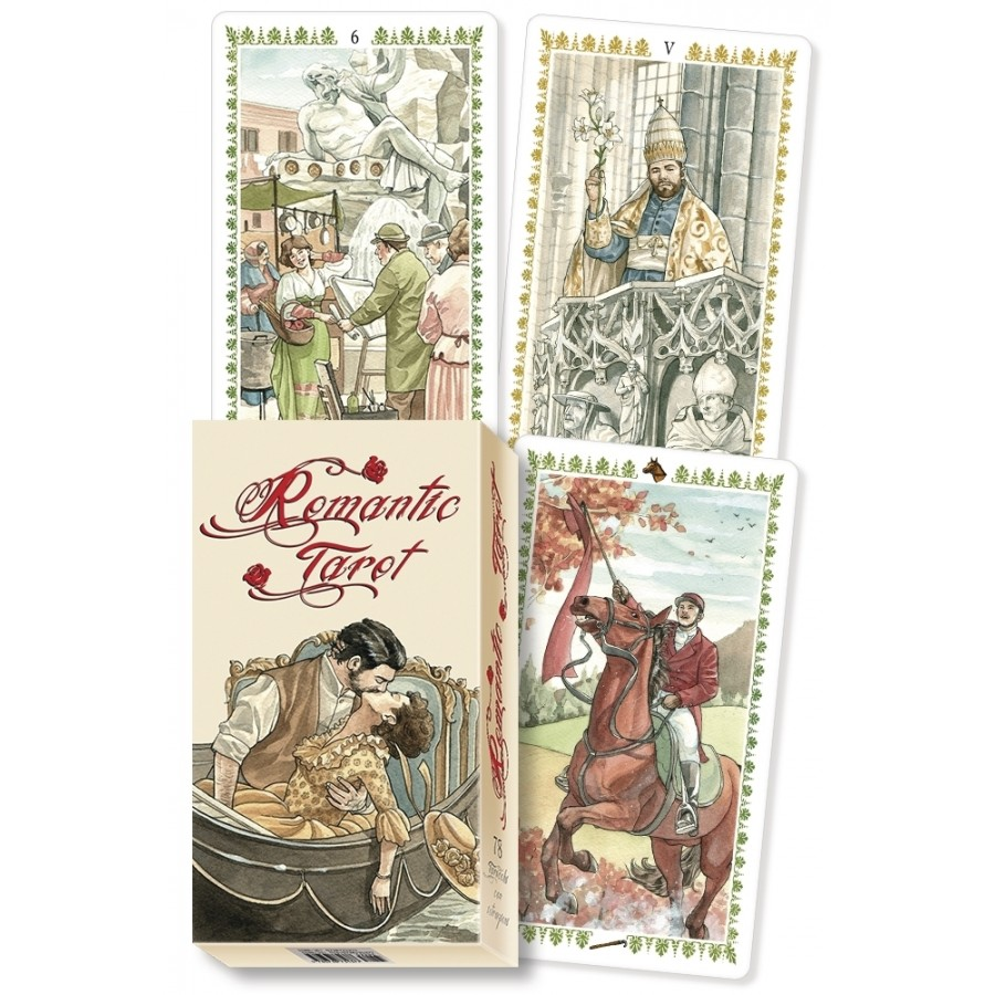 Карты Романтическое Таро Romantic Tarot