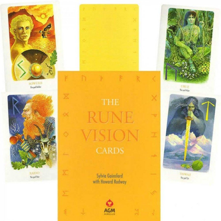 Карты Рунического Видения The Rune Vision Cards