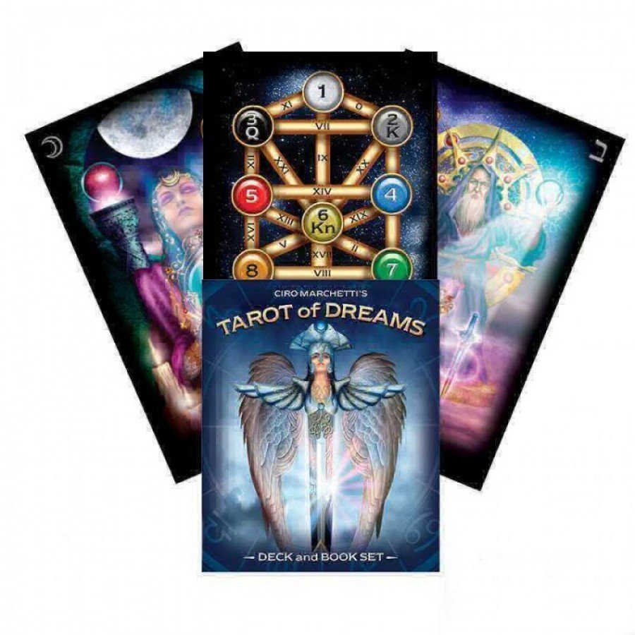 Карты Таро Снов Tarot of Dreams