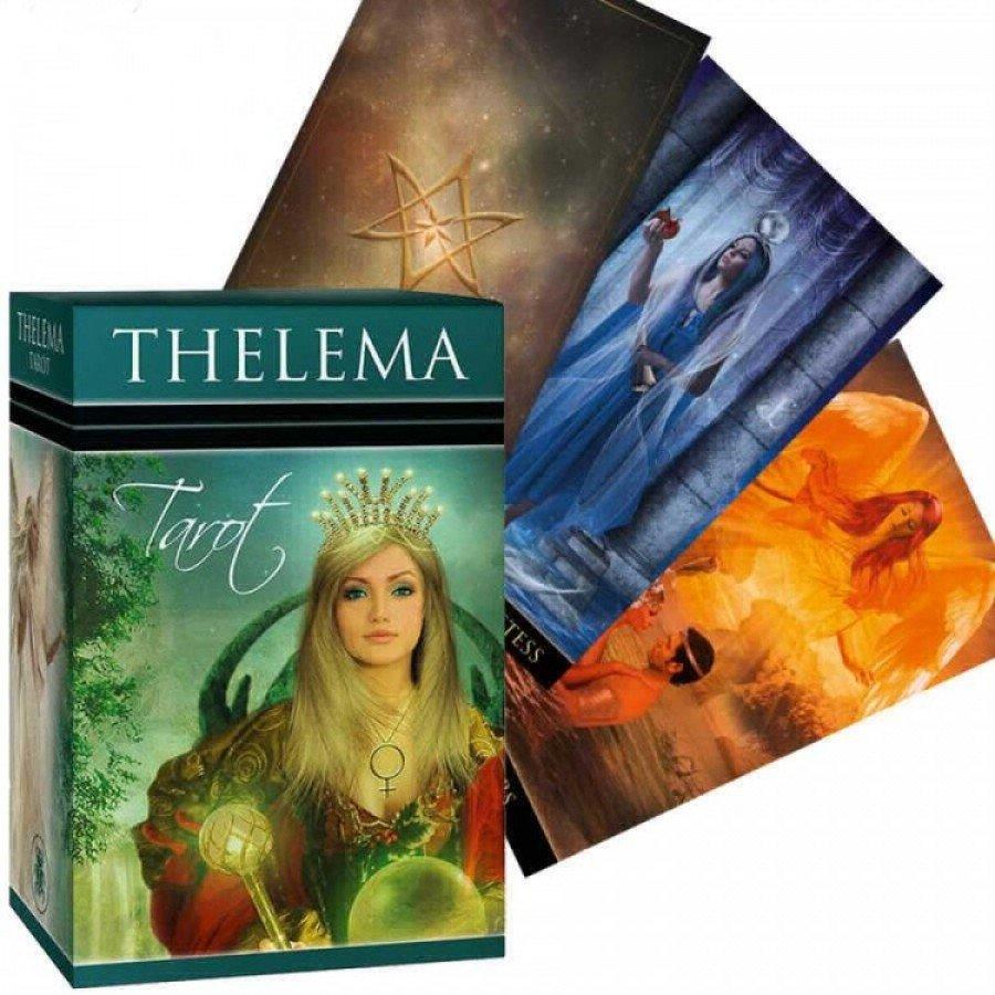 Карты Таро Телема Thelema Tarot