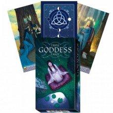 Карты Таро Триада Богинь Triple Goddess Tarot