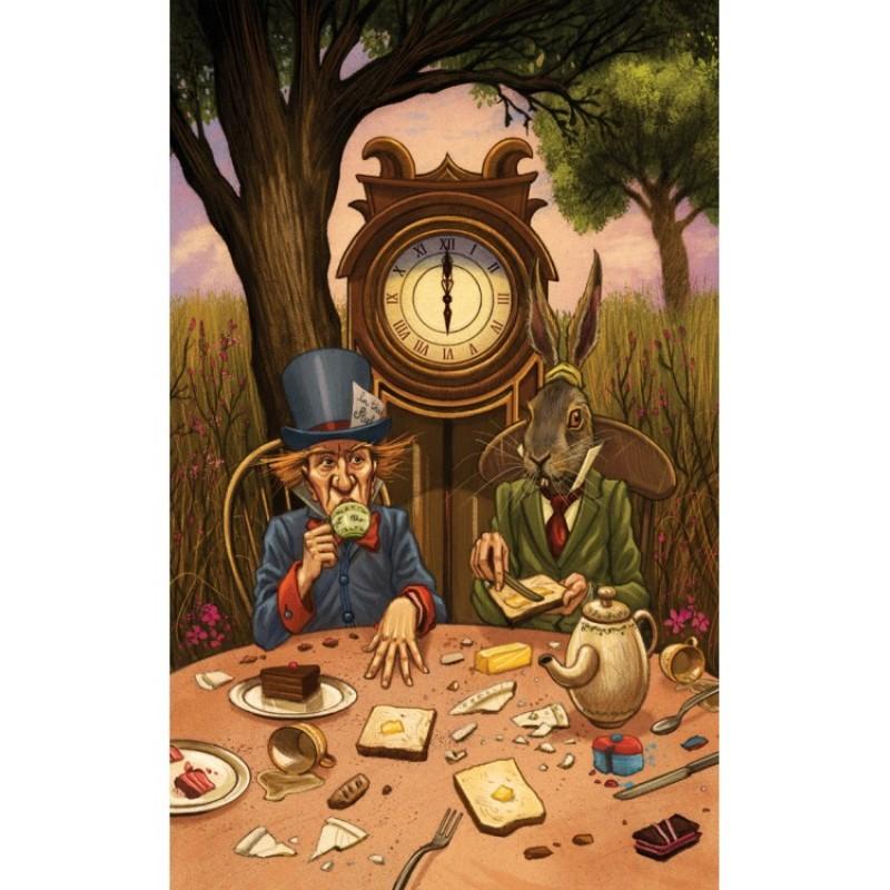 Карты Таро в Стране Чудес Tarot in Wonderland