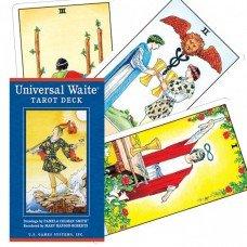 Карты Универсальное Таро Уэйта Universal Waite Tarot