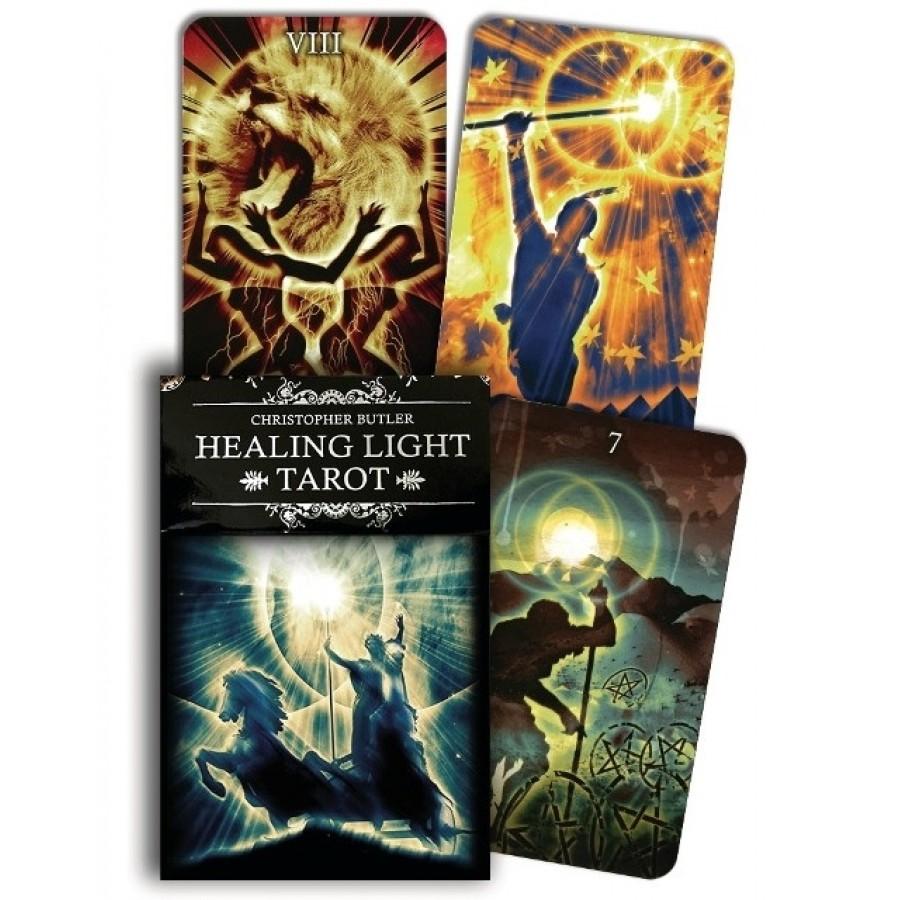 Карты Таро Исцеляющего Света Healing Light Tarot