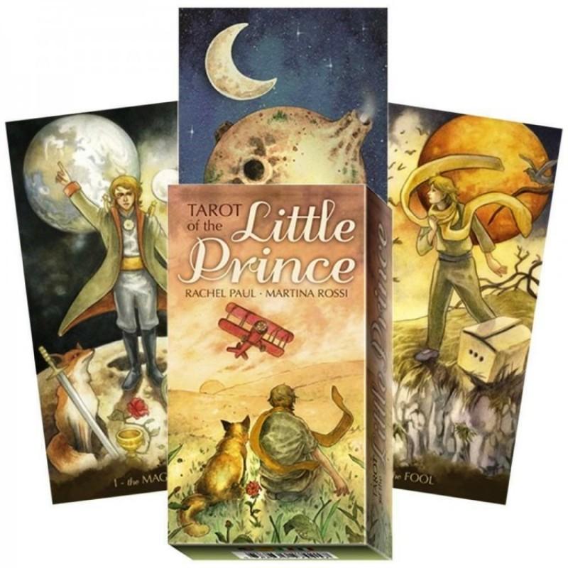 Карты Таро Маленького Принца Little Prince Tarot
