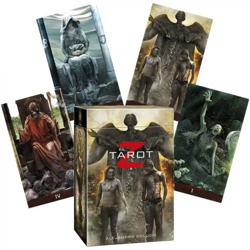 Карты Таро Зет Z-Tarot