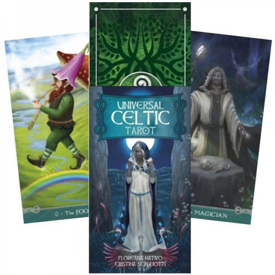 Карты Универсальное Кельтское Таро Universal Celtic Tarot