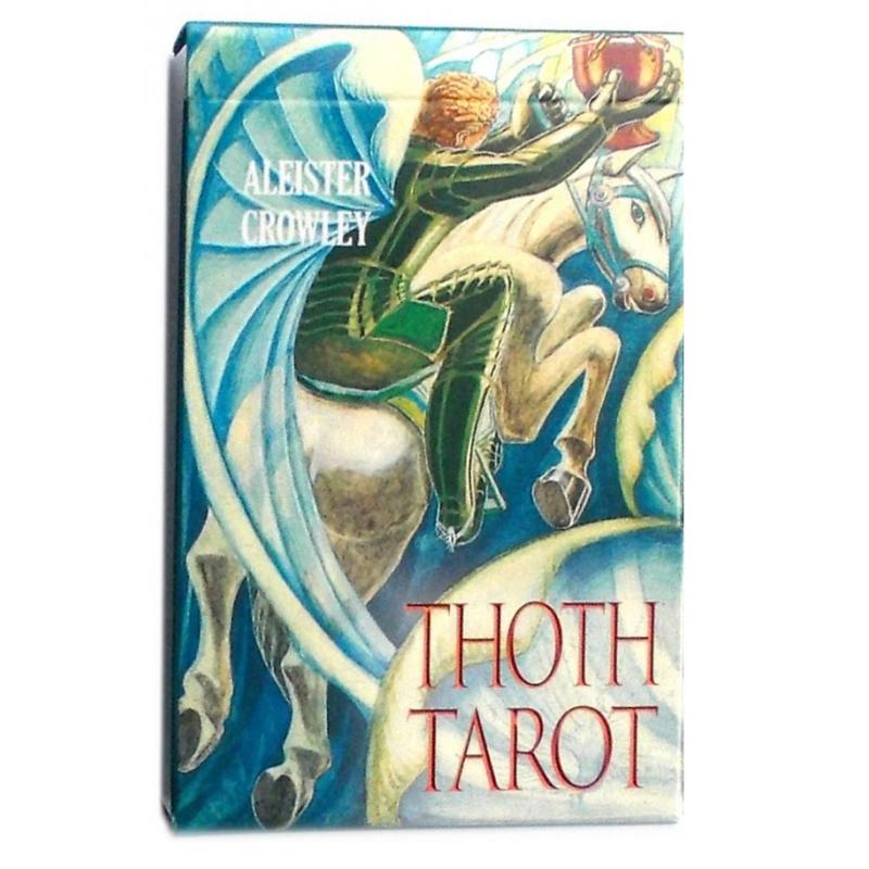 Таро Тота Алистера Кроули Aleister Crowley Thoth Tarot