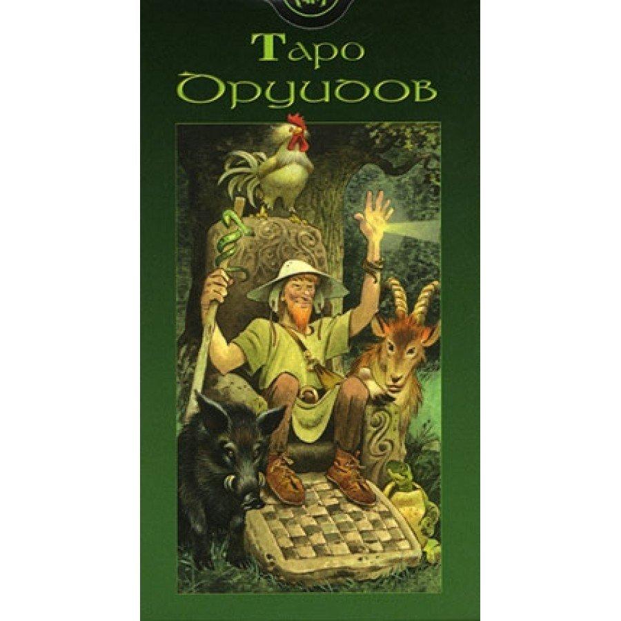 Таро Друидов Tarot of Druids